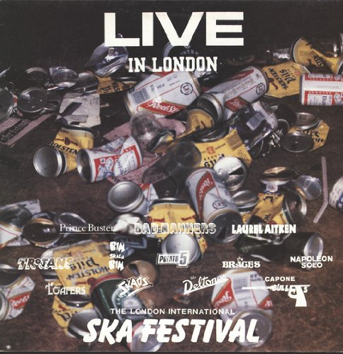 Live In London - The London International Ska Festival (2-loafer)