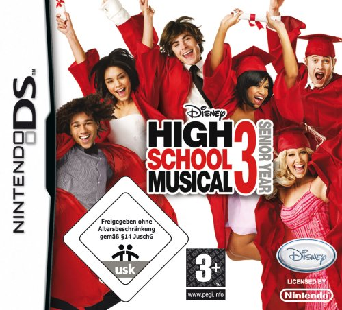 Disney High School Musical 3 - Senior Year Dance! - [Nintendo DS]