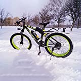 Extrbici 500W 48V Vélo électrique Gros Pneu 26' Vélo Tout Terrain en...