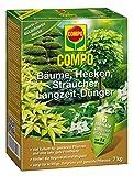 Compo fertilizzante per alberi, siepi, cespugli, 2kg (lbhs 2)