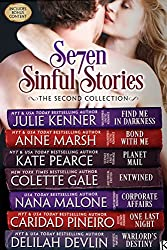 Seven Sinful Stories: The Second Collection (English Edition)