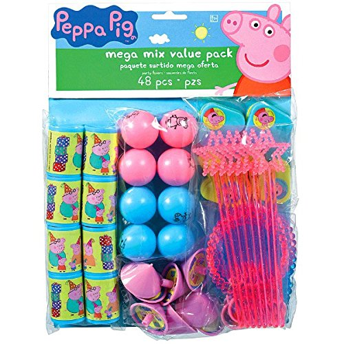 American Greetings Peppa Pig Party Favor ()