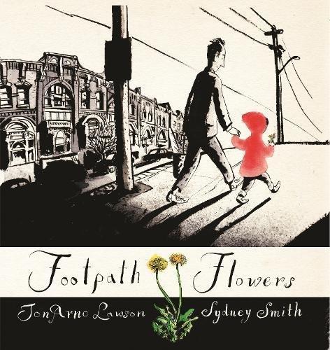 Footpath Flowers por JonArno Lawson