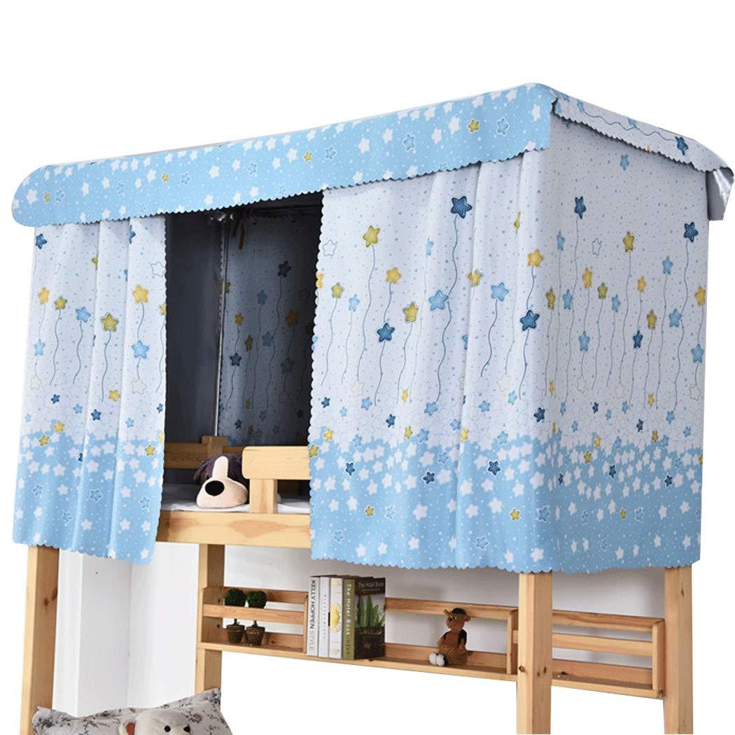 Tenda Letto A Castello.Yongyong Studente Zanzariera Letto A Castello Dormitorio Stella Del Fumetto Serie Letto Tenda Letto Tenda Cortina Di Letto 1 2 M 2 M 1 5 M 2 M