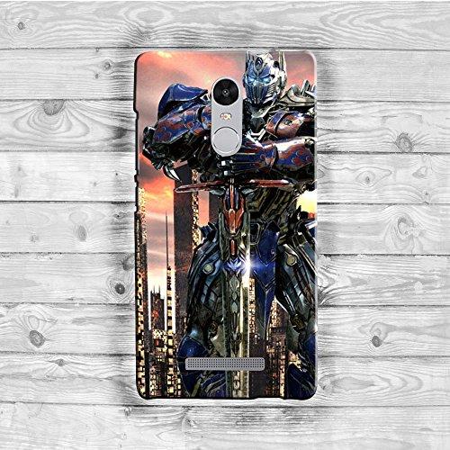 Krazzy Kollections Transformers Optimus Xiaomi Redmi Note 3 Back Cover | Matt Base Mobile Cover for Xiaomi Redmi Note 3 | Cases & Covers |