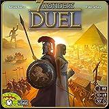 Asmodee - 7 Wonders:  Duel (SEV07ML)