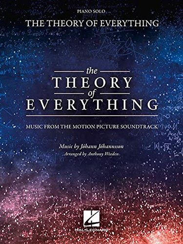 The Theory Of Everything Music From Soundtrack Pf Bk: Noten für Klavier (Music from the Motion Picture) (Motion Books Picture)