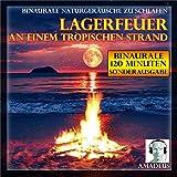 Geräusche der Natur für den Schlaf: Regenwald mit weißen Sandstrand (Bonus Track)