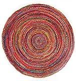 Trendcarpet Flickenteppich - San Francisco (Multi) Größe Rund 80 cm