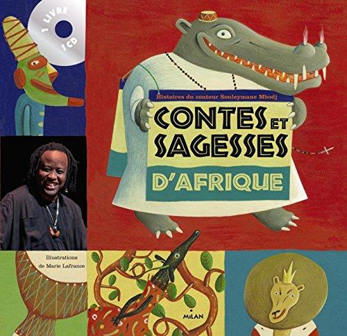Contes et sagesses d'Afrique + CD