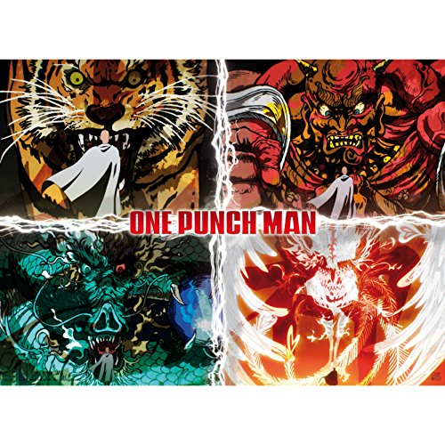ONE PUNCH MAN - Poster Disaster Levels (52x38cm)