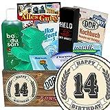 11er Geburtstag Beziehung | Geschenk Set | Geschenke zum 14.