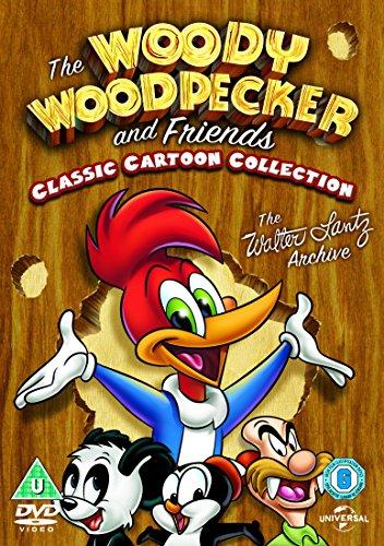 Woody Woodpecker & Friends [Edizione: Regno Unito]