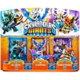 Figurines Skylanders : Giants - Gill Grunt + Flashwing + Double Trouble