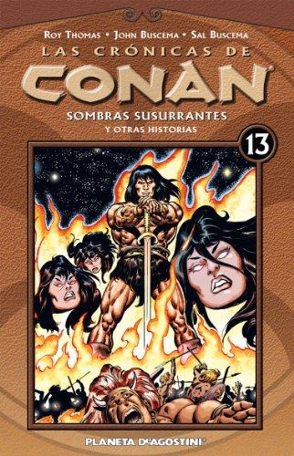 Las crónicas de Conan nº 13/34