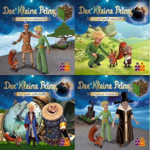 Der kleine Prinz - Mini-Bücher 9-12