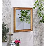 Art Street Royal Decorative Wall Mirror / Looking Glass (Size - 15 X 18 Inch)