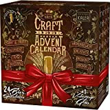 Kalea Craft Beer Adventskalender (internationale Bierspezialitäten, 24 x 0.33 l)