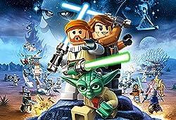 LEGO Star Wars Nursery Photo Poster Wallpaper Border Wall Tattoo Sticker