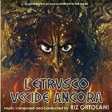 Riz Ortolani - L'Etrusco Uccide Ancora - original motion picture soundtrack in full stereo