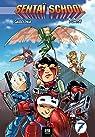 Sentai School, tome 7 par Philippe Cardona & Florence Torta