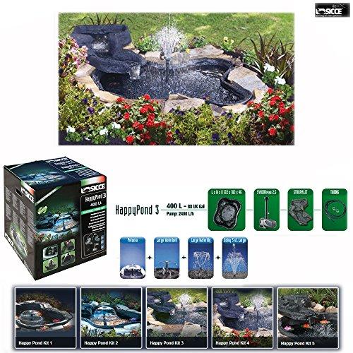 sicce-950081-kit-happy-pond-3-laghetto-per-giardino-400-l