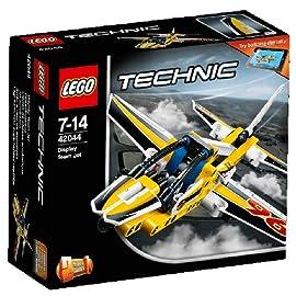 LEGO 42044 Technic Düsenflugzeug