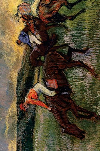 three-jockeys-by-edgar-degas-journal-blank-lined