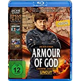 Jackie Chan - Armour of God - Box