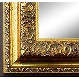 Online Galerie Bingold Spiegel Wandspiegel Badspiegel - Rom Gold 6,5 - Handgefertigt - 200 Größen zur Auswahl - Antik, Barock - 80 x 140 cm AM