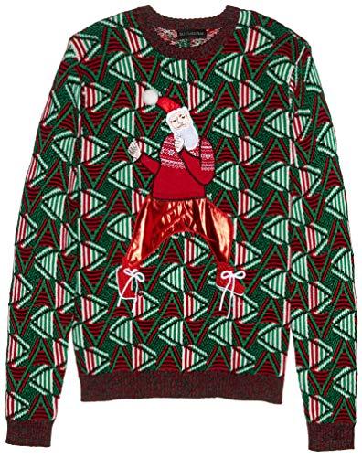 Blizzard Bay Herren Pullover, Santa Dance Pants, X-Groß