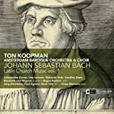 Bach: Latin Church Music, Vol. 1 by Koopman: cnd/Amsterdam Baroq (2008-05-13)