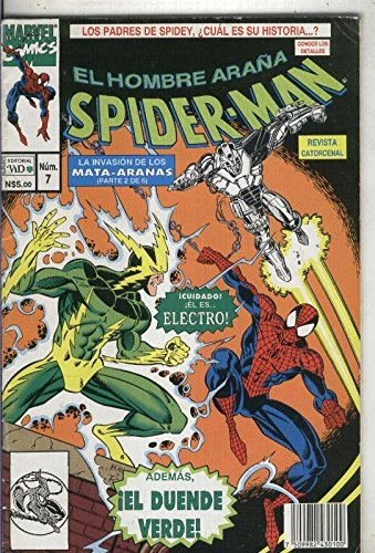 Spiderman numero 7