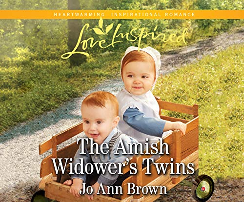 The Amish Widower's Twins (Amish Spinster Club, Band 4) - Amish Vier