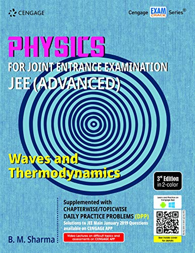 Physics for Joint Entrance Examination JEE (Advanced): Waves & Thermodynamics