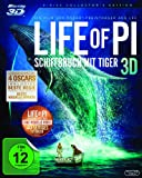 Best Twentieth Century Fox 3D Blu-Ray - Life of Pi - Schiffbruch mit Tiger [Alemania] Review