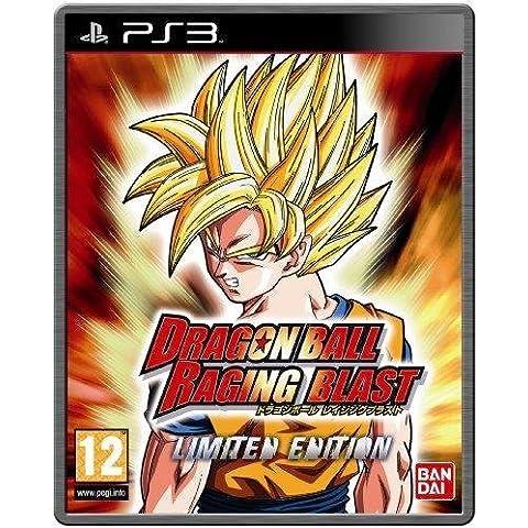 Dragonball Raging Blast Limited Edition [Importación italiana]