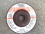 Black & Decker Stone cutting disc for grinding