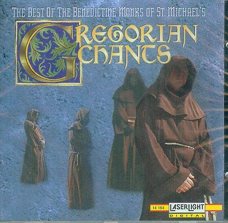 Gregorian Chants - The Best Of The Benedictine Monks Of St. Michael`s de Laudes - The Monks Of The Benedictine Abbey Of St. Benoit - The Ambrosian Singers [Audio-CD, 14 164, Stereo]