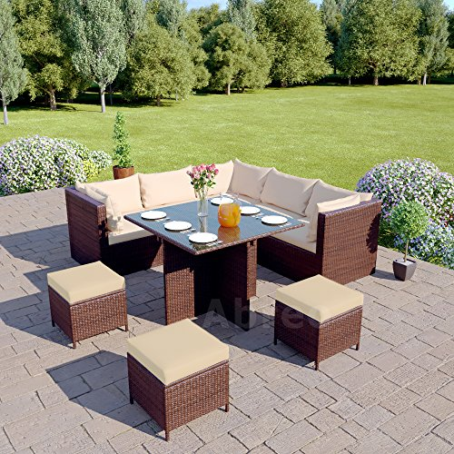 Corner Garden Furniture Amazon