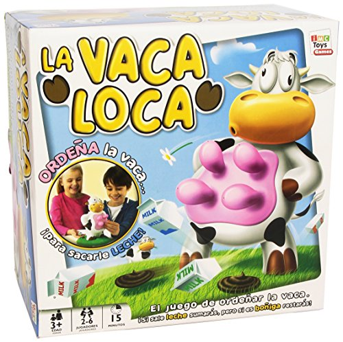 IMC Toys - Game - Mad Cow