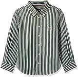 Gant Boys' Shirt (GBSEF0001_Bottle Green...