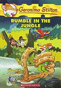 Geronimo Stilton - 53 Rumble in the Jungle