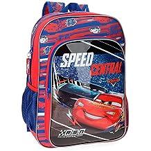23d7a6da30 Disney Cars Central Zainetto per bambini, 40 cm, 19.2 liters, Multicolore  (Multicolor