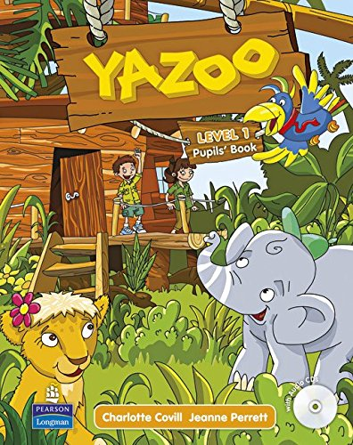 Yazoo Global Level 1 Pupil's Book and Pupil's CD (2) Pack