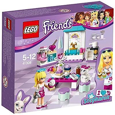 LEGO 41308 Stephanie's Friendship Cakes Building Toy