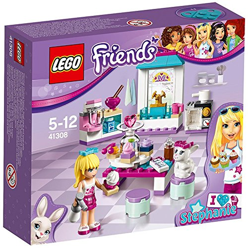 LEGO Friends - Pasteles de amistad de Stephanie (41308)
