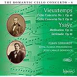 Romantic Cello Concerto 6 [Alban Garhardt, Royal Flemish Philharmonic, Josep Caballe-Domenech] [HYPERION: CDA67790]