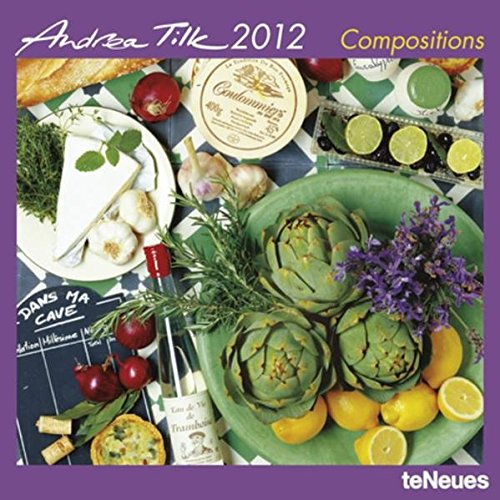 2012 Compositions Grid Calendar