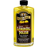 Parker & Bailey Lemon Oil, Yellow